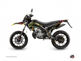 Kit Déco 50cc ZOMBIES COLORS Derbi DRD Xtreme Colors