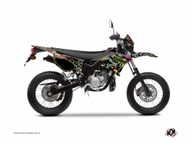 Yamaha DT 50 50cc Zombies Colors Graphic Kit