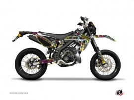 Rieju MRT 50 50cc Zombies Colors Graphic Kit