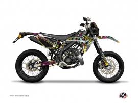 Kit Déco 50cc Zombies Colors Rieju MRT 50