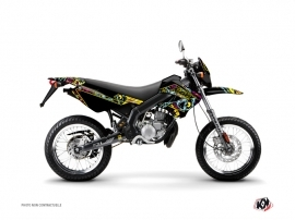 Kit Déco 50cc Zombies Colors Derbi Xtreme / Xrace