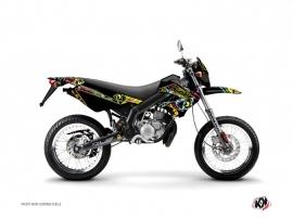 Kit Déco 50cc Zombies Colors Derbi Xtreme / Xrace