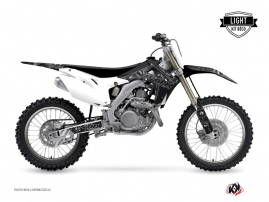 Kit Déco Moto Cross Zombies Dark Honda 250 CRF Noir LIGHT