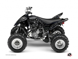 Kit Déco Quad Zombies Dark Yamaha 250 Raptor Noir