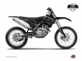 Kit Déco Moto Cross Zombies Dark KTM 250 SX Noir LIGHT