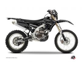Kit Déco Moto Cross Zombies Dark Yamaha 250 WRF Noir