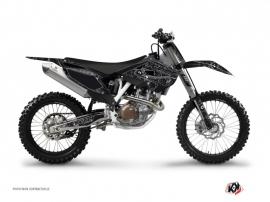 Husqvarna FC 350 Dirt Bike Zombies Dark Graphic Kit Black