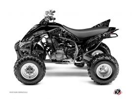 Kit Déco Quad Zombies Dark Yamaha 350 Raptor Noir