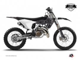 Husqvarna FC 450 Dirt Bike Zombies Dark Graphic Kit Black LIGHT