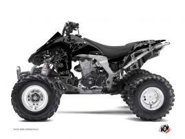 Kit Déco Quad Zombies Dark Kawasaki 450 KFX Noir