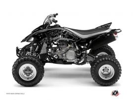 Kit Déco Quad Zombies Dark Yamaha 450 YFZ Noir