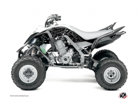 Kit Déco Quad Zombies Dark Yamaha 660 Raptor Noir