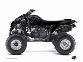 Kit Déco Quad Zombies Dark Kawasaki 700 KFX Noir