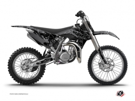 Kit Déco Moto Cross Zombies Dark KTM 85 SX Noir