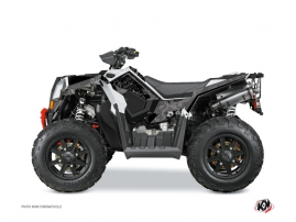 Kit Déco Quad Zombies Dark Polaris Scrambler 850-1000 XP Noir