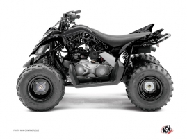 Kit Déco Quad Zombies Dark Yamaha 90 Raptor Noir