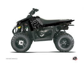 Kit Déco Quad Zombies Dark Polaris Scrambler 500 Noir